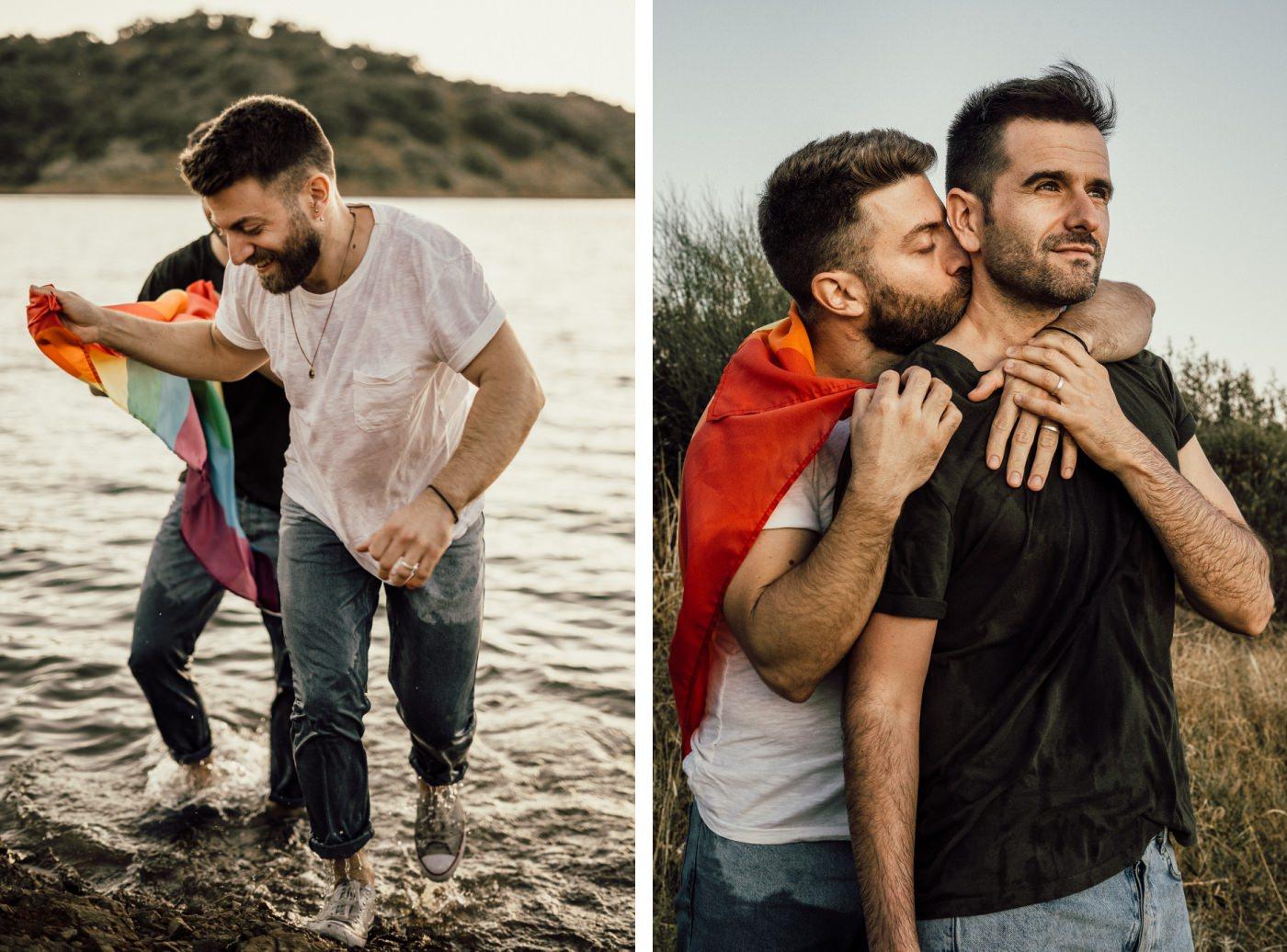 Novios gay sevilla