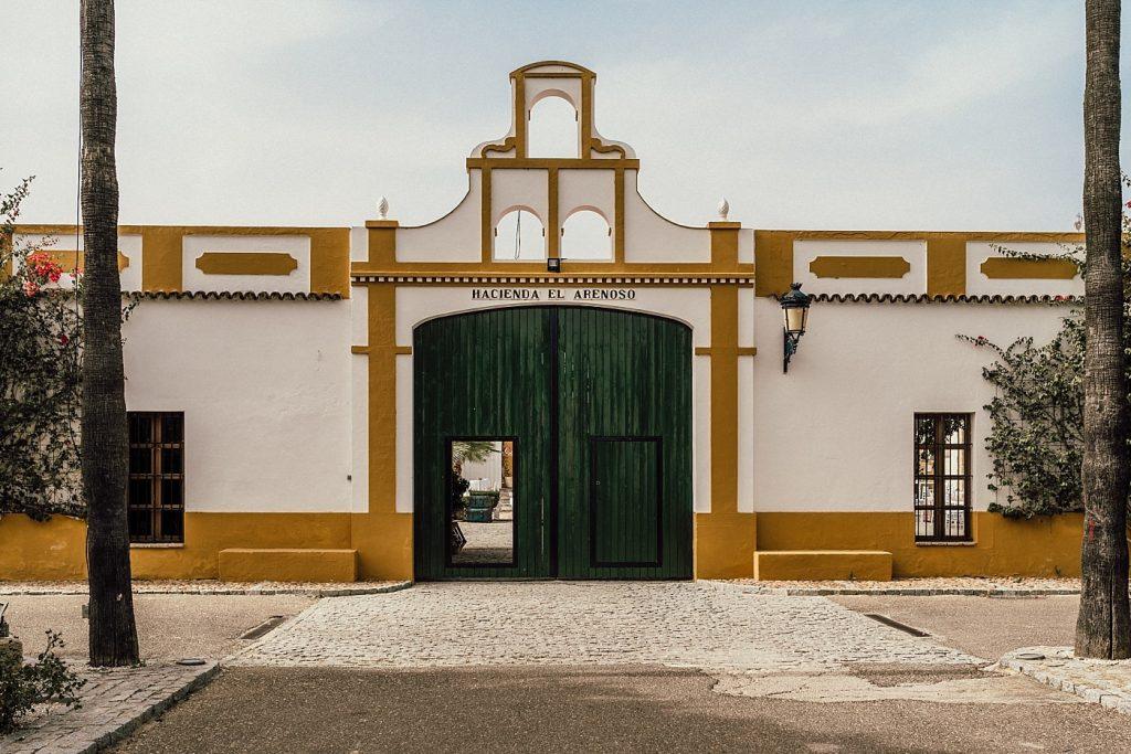 Boda en el Arenoso Sevilla (Entrada)