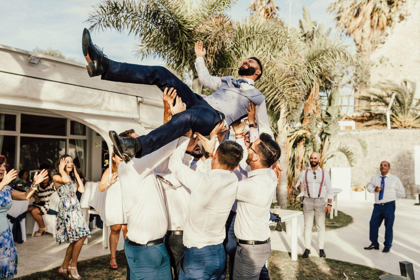 Fotografos de bodas Sevilla