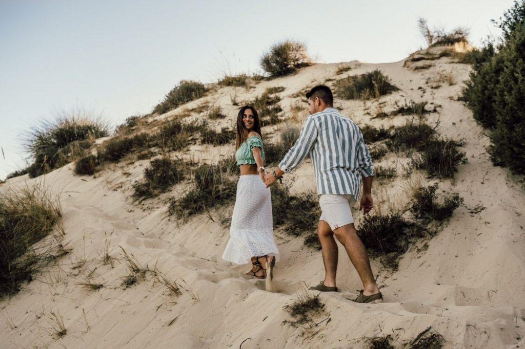 Fotos de pareja en la playa 02