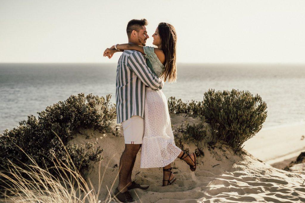 Fotos de pareja en la playa 05