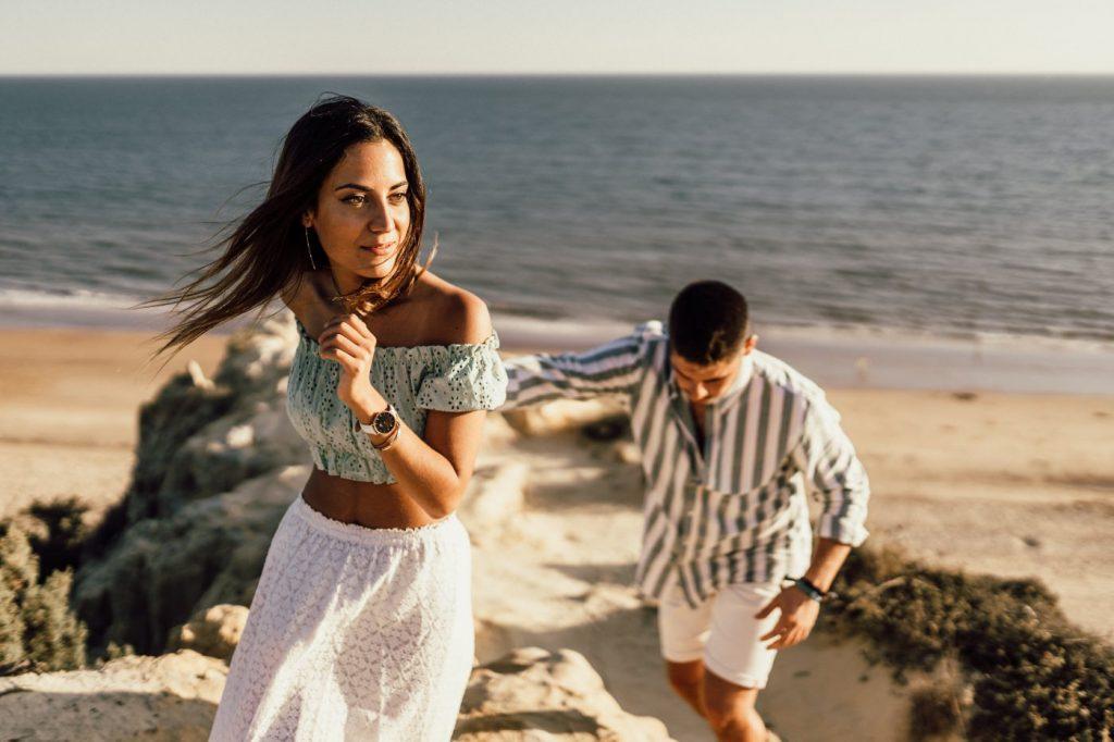 Fotos de pareja en la playa 15