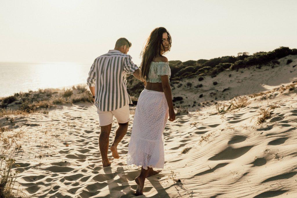 Fotos de pareja en la playa 16
