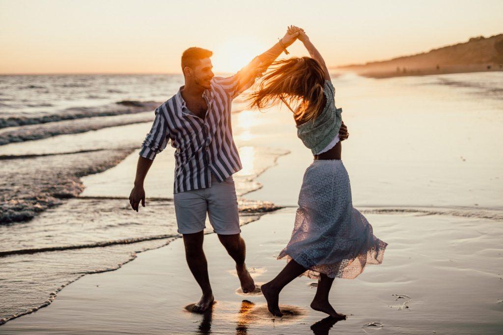 Fotos de pareja en la playa 25