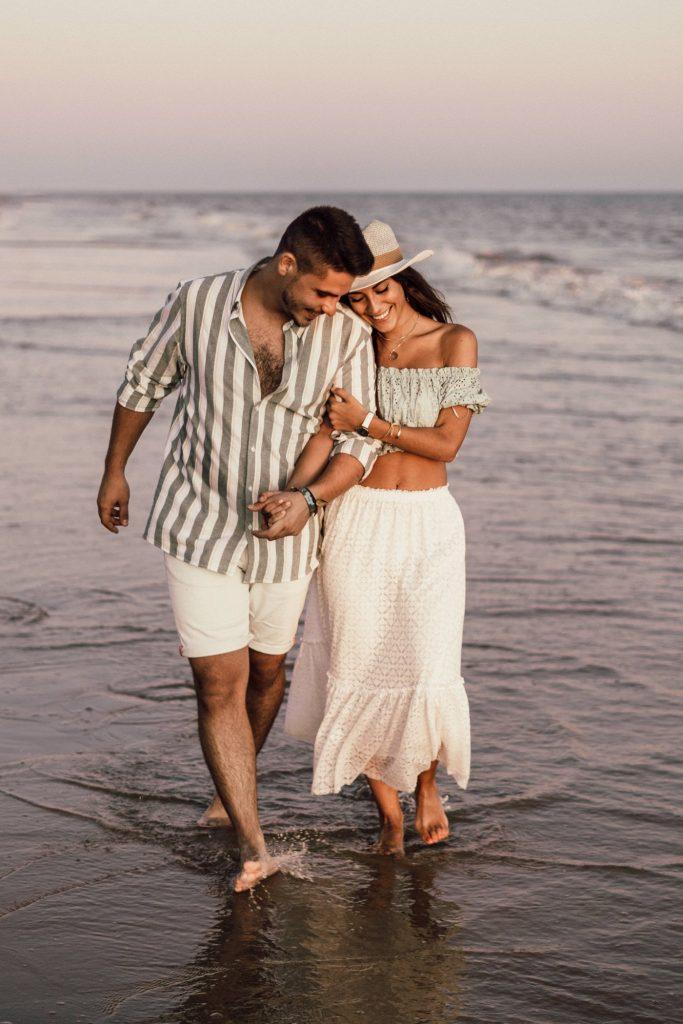 Fotos de pareja en la playa 29