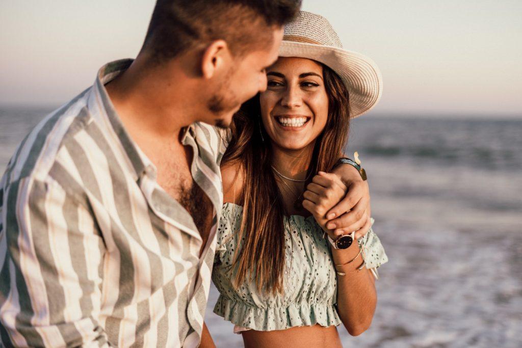 Fotos de pareja en la playa 31