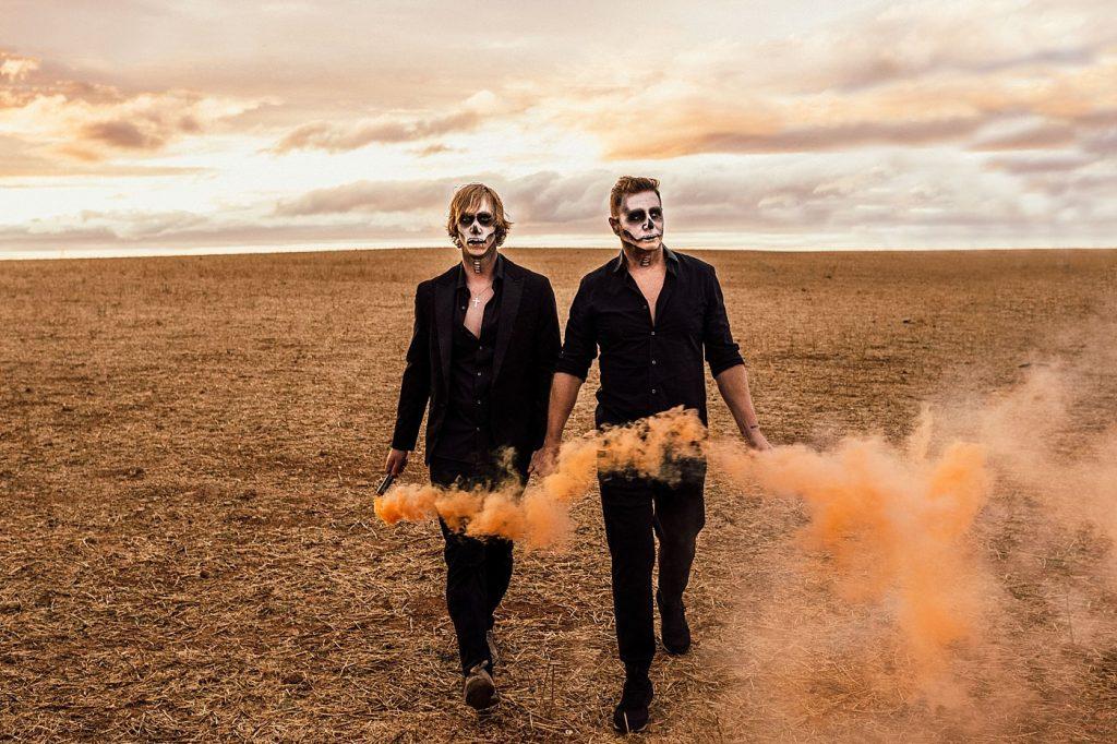 Halloween gay couple 1