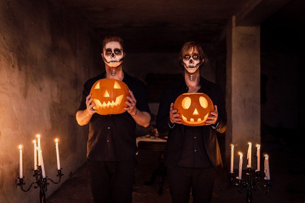 Halloween gay couple 12