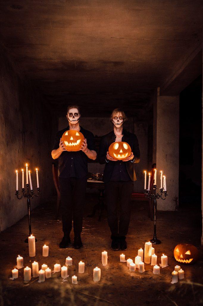 Halloween gay couple 13
