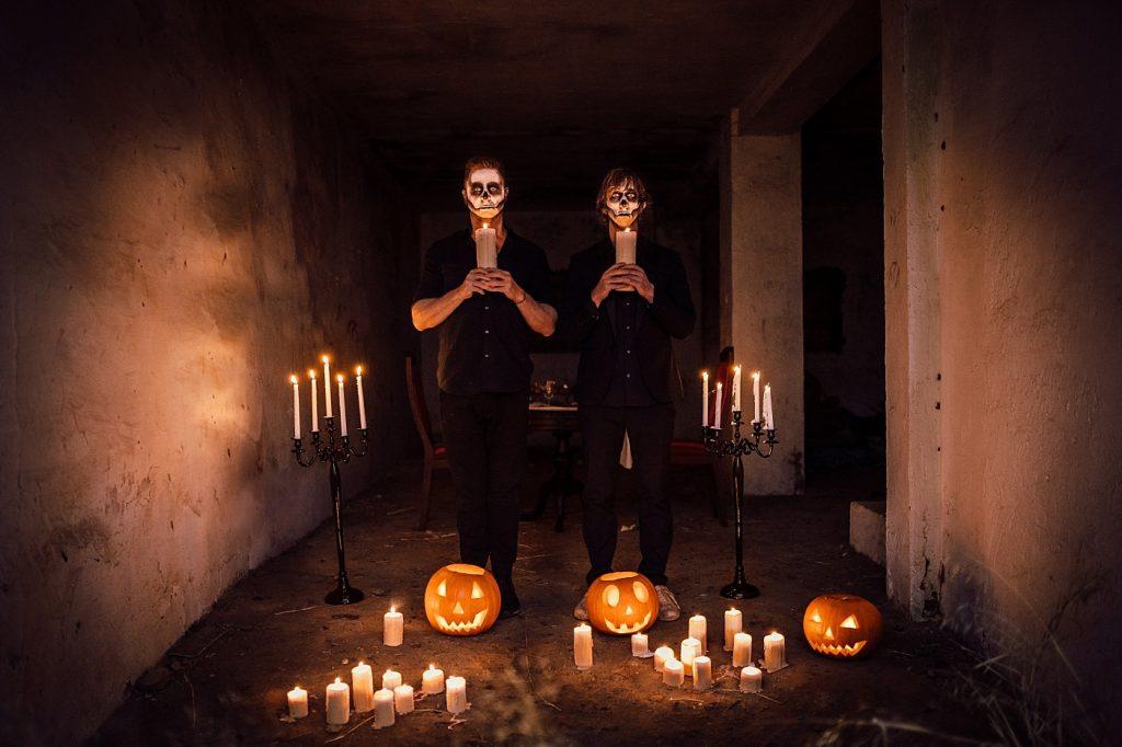 Halloween gay couple 14