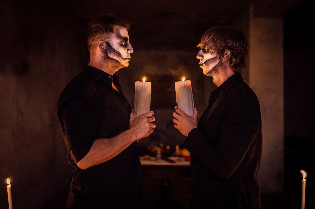 Halloween gay couple 15