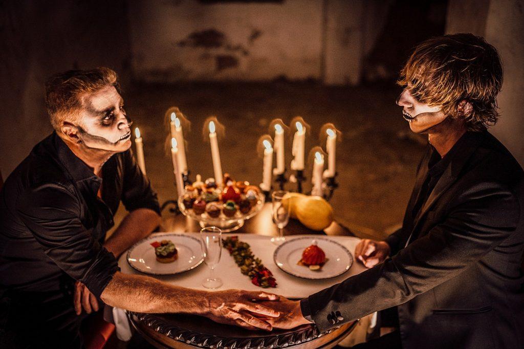 Halloween gay couple 18
