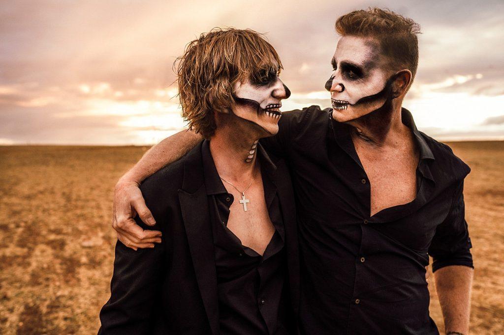 Halloween gay couple 3