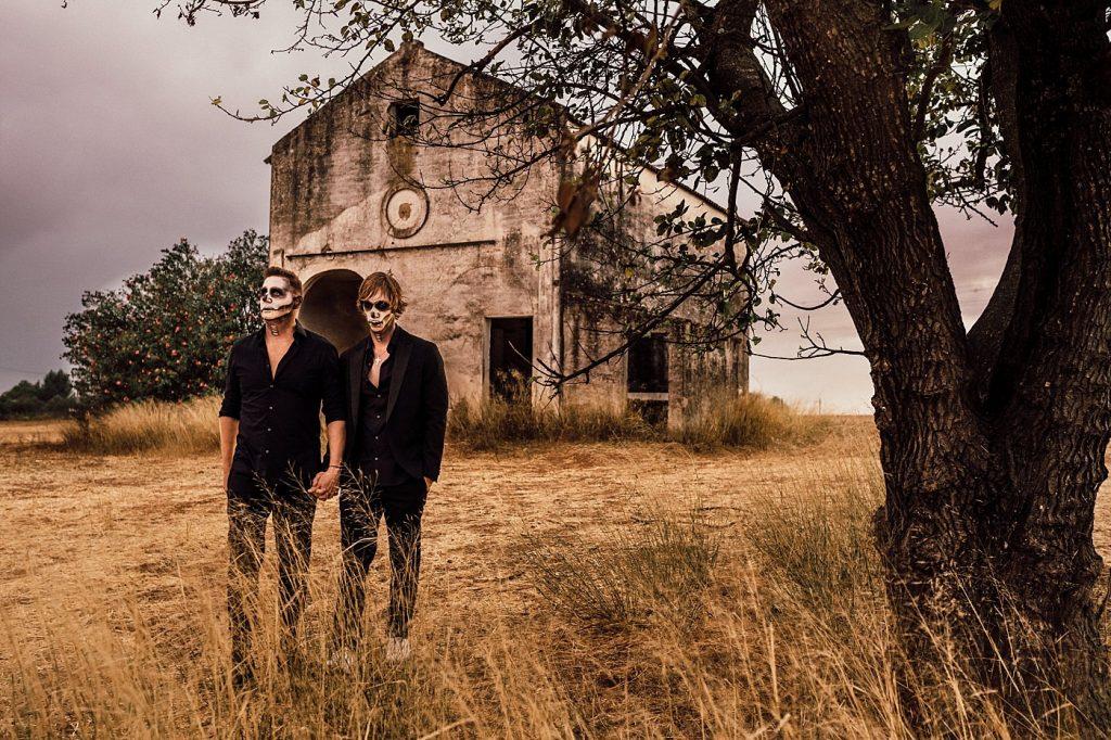 Halloween gay couple 6
