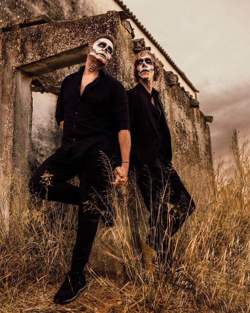 Halloween gay couple 7
