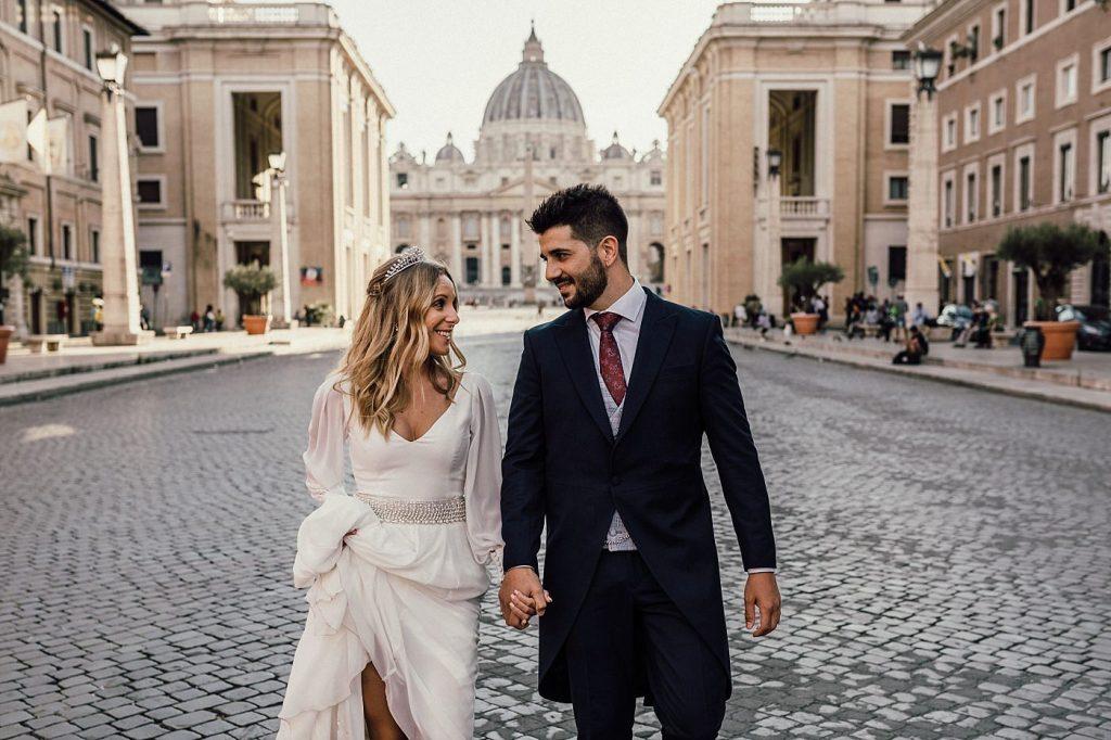 Postboda en Roma 10