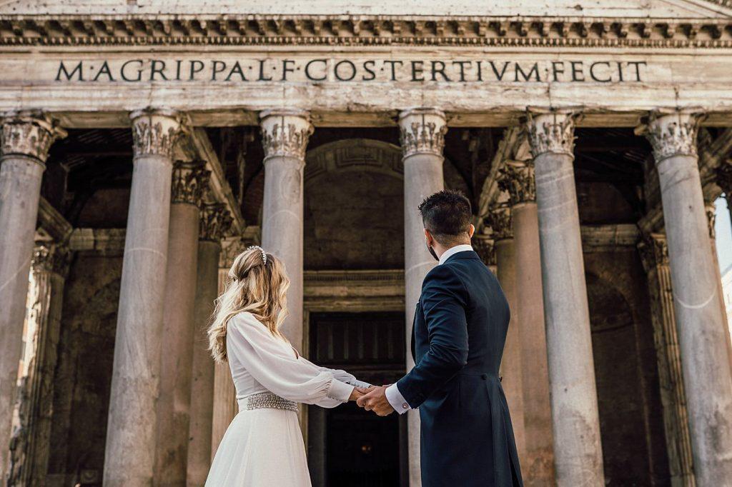 Postboda en Roma 48